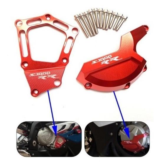 Veja Vídeo Slider Protetor De Motor Bmw S1000rr S1000r Hp4