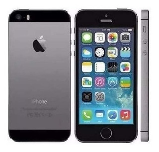 iPhone Apple 5s 16gb Original Anatel- De Vitrine