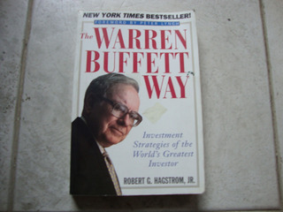 Libro The Warren Buffett Way En Ingles