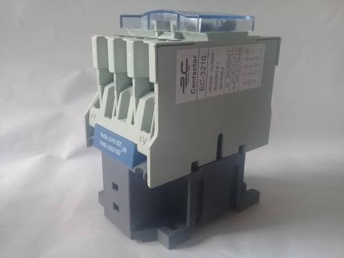 Contactor 3 Polos 32 Amperios Bobina 110/220 Voltios