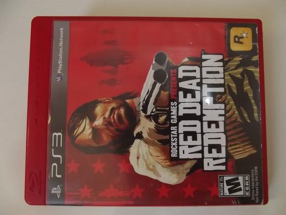 Red Dead Redemption ¬ Original Mídia Física Para Ps3
