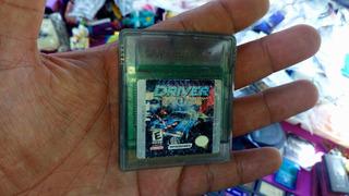 Nintendo Gameboy Color Juego Driver Original