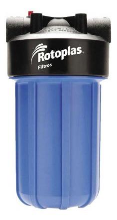 Filtro Agua Filtroplas Jumbo Paso 1 Accesorio Rotoplas