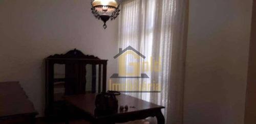 Casa Com 3 Dormitórios À Venda, 289 M² Por R$ 650.000,00 - Jardim Paulista - Ribeirão Preto/sp - Ca1110