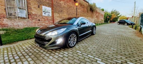 Peugeot Rcz 1.6 Thp 200cv 6mt/tomo Moto/auto