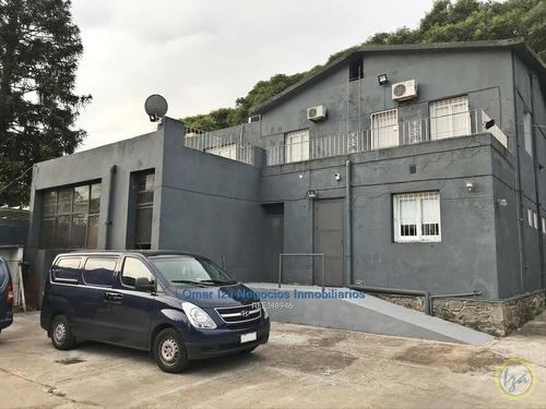 Imagen 1 de 12 de Iza. Casa O Local Comercial Con Deposito Prox. Nuevo Centro