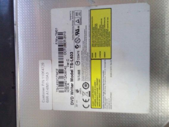Gravador De Notebook Dvd Writer Ts-l633