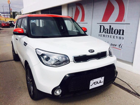 Soul Ex Clear White+red Roof 2016