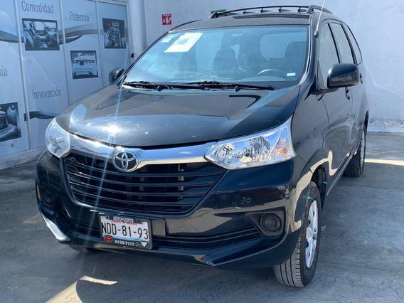 Toyota Avanza Le 2018