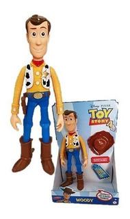 Woody Muñeco Toy Story Articulado Vaquero 23 Cm Educando
