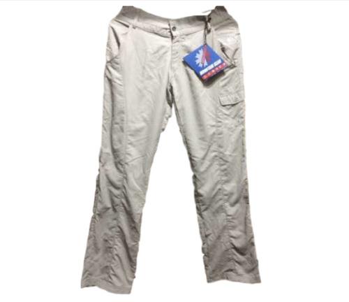 Pantalon Mountain Gear De Mujer Con Filtro Solar Mercado Libre
