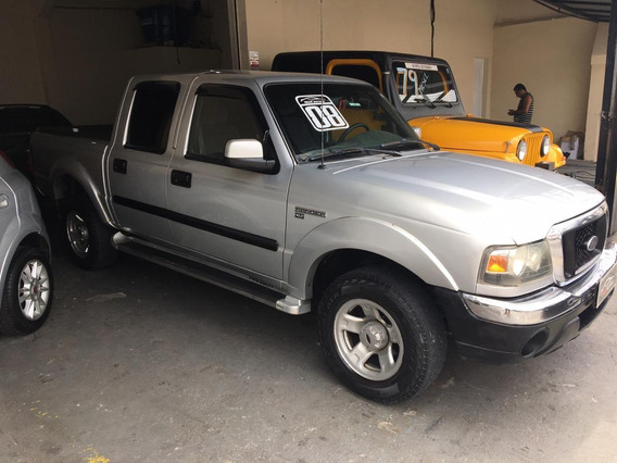 Ford Ranger Cabine Dupla 2.3 Xlt Ano 08