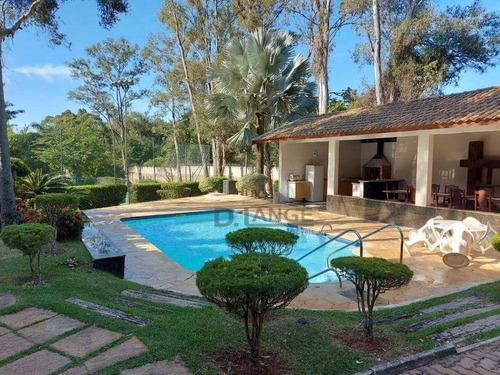Imagem 1 de 30 de Casa Com 5 Dormitórios Para Alugar, 800 M² Por R$ 12.000,00/mês - Gramado - Campinas/sp - Ca14883