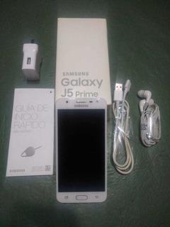 Samsung Galaxy J5 Prime Liberado. Completo. Excelente Estado