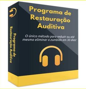 Programa De Restauração Auditiva , Acabe Com O Zumbido