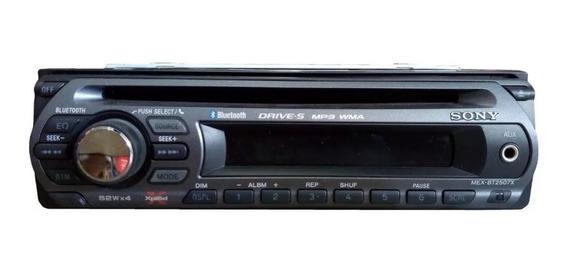 Cd Player Automotivo Sony Mex-bt2507x C/bluetooth Original.