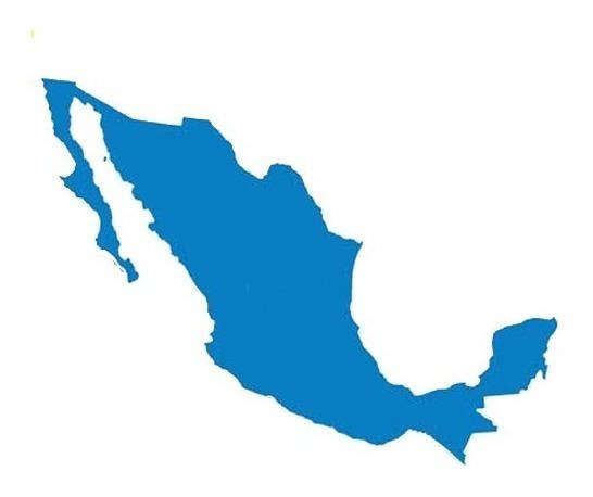 Mapa Actualizado Garmin City Navigator México Descargable Nüvi 30 40 50 55 56 60 65 66