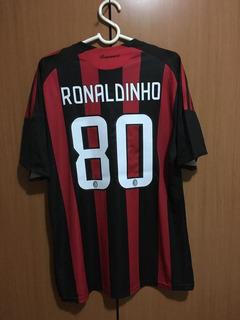 Camisa Milan Ronaldinho
