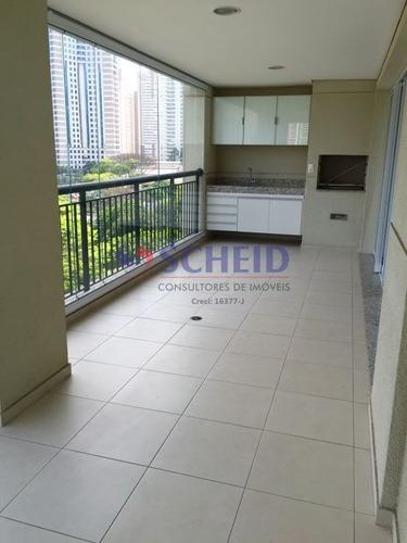 Imagem 1 de 12 de 03 Dormitórios, 03 Suítes, 03 Vagas, Varanda Terraço Gourmet, 138m, Lazer Completo - Mc4189