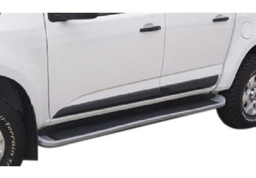 Estribos Inyectados Bepo P/ Chevrolet S10 2012 2019