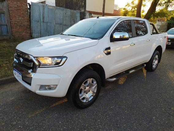 Ford Ranger 3.2 Xlt 2016 At 4x4 Dc