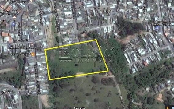 Area - Jardim Maria Cecilia - Ref: 21600 - V-21600
