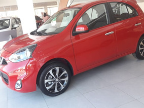Nissan March Advance Media Tech At