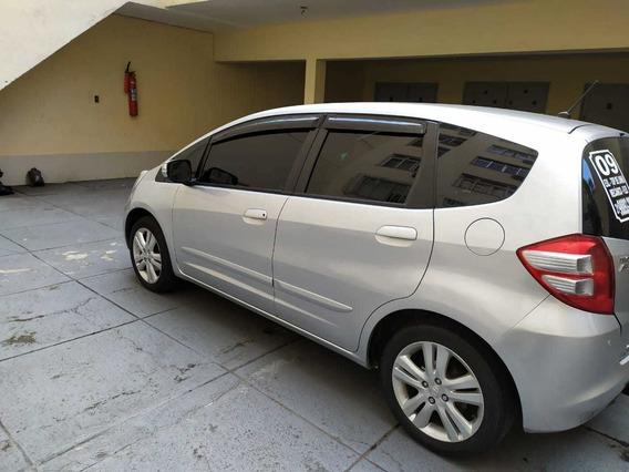 Honda Fit 1.5 Exl Flex 5p 2009