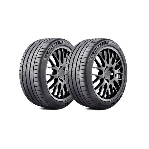 Kit 2 Neumáticos Michelin 245/35zr19 (93y) Pilot Sport 4s