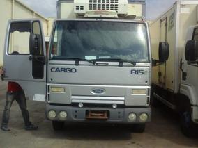 Caminhao -ford 815-09-bau Refrigerado-frigorifico Agregado-