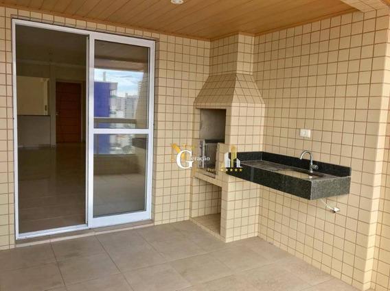 3 Dormitórios Pronto Para Morar Com Vista Mar, Entrada De 104 Mil E Chaves Na Mão - Ap1989