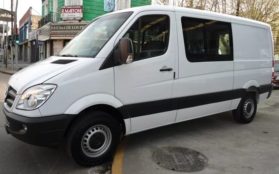 Mercedes Benz Sprinter 415 Furgon 3665 Mixto Te