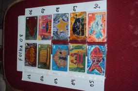 Ctna0003 - 80 Cartões Telefônicos Avulsos Para A Sua Coleção