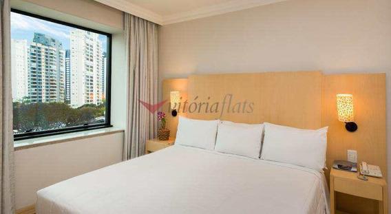 Flat Com 1 Dorm, Jardim Das Acácias, São Paulo - R$ 320 Mil, Cod: 53260199 - V53260199