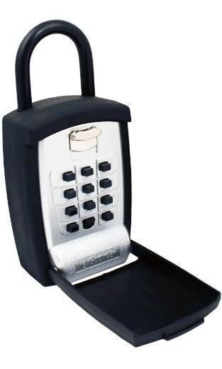 Candado Caja De Seguridad Para Llaves, Con Teclado