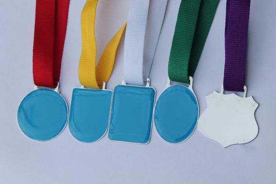 Medalha Esportiva | Personalizada | 100 Un