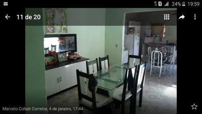 Casa 3 Quartos Com Suite, Garagem Aluguel R$550,00