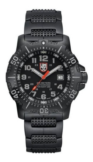 Luminox Sea Anu Steel Black Diver