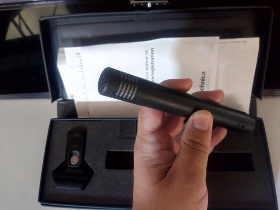 Par Microfone At4041