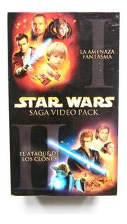 Star Wars Saga Video Pack