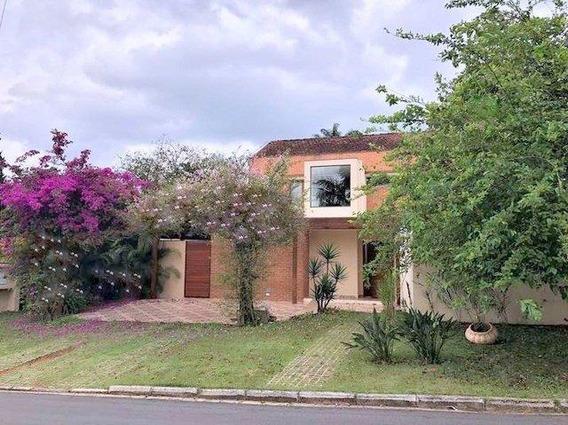 Casa Residencial À Venda, Granja Viana Ii, Cotia. - Ca2554