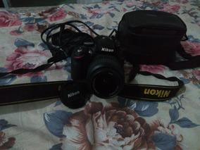Câmera Nikon D3200 Usada