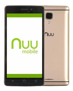 Celular Nuu A4l 5.0 8gb 1gb Ram Dual 4g Lte Pronta Entrega