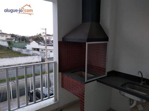 Apartamento Com 2 Dormitórios À Venda, 53 M² Por R$ 350.000 - Urbanova - São José Dos Campos/sp - Ap5946