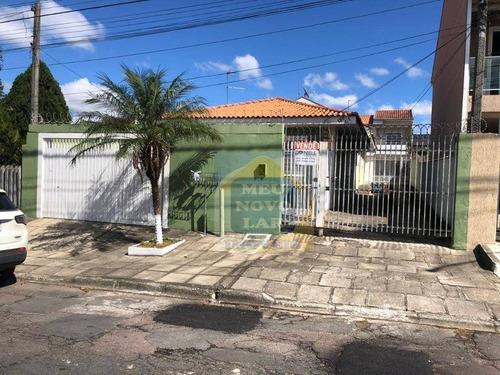 Casa Com 3 Dormitórios À Venda, 72 M² Por R$ 320.000,00 - Alto Boqueirão - Curitiba/pr - Ca0374