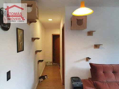 Imagem 1 de 29 de Apartamento Com 2 Dormitórios À Venda, 50 M² Por R$ 350.000,00 - Pirituba - São Paulo/sp - Ap1808
