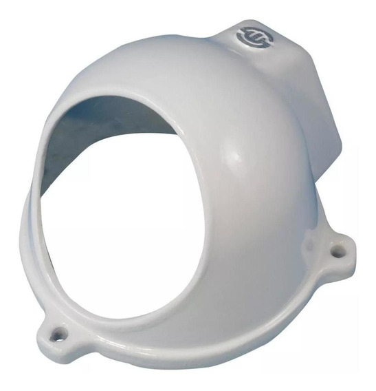 Protetor Câmera Dome Com Acoplamento-em Alumínio