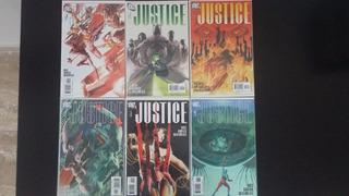 Justice Serie Completa