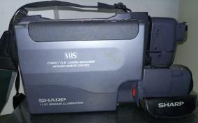 Filmadora Sharp Camcorder Vl-l63b