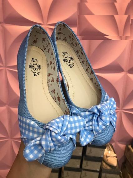 Sapatilha Moderna Sapato Feminino